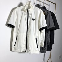 21SS Mens de la marque Hommes Designer Manteau de la peau Costume et shorts Casaul exécutant des succursuits pour hommes CLASSIC Fashion Pra - Big Taille M-3XL