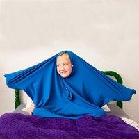 Sensorische Socken der Kinder-Sensorie-Ganzkörper-Wrap, um Stress-Angst zu lindern
