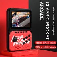 Game Controllers & Joysticks 2021 NX-35 Retro Portable Mini Handheld Joystick Console 16-Bit 8GB 3.5 Inch LCD Kids Video Player Built-in 270