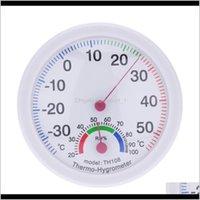 가정용 잡화 정원 디지털 아날로그 온도 습도계 온도계 습도계 3555 ° C 가정용 배송 2021 Uilby