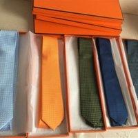 고품질 넥타이 포장 상자와 100 % 실크 클래식 넥 넥타이 브랜드 남성 캐주얼 좁은 제휴 선물