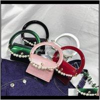 핸드백 패션 진주 디자인 아이 미니 지갑 어깨 십 대 소녀 메신저 가방 아기 TWLH6 YQEQ0에 대 한 귀여운 크리스마스 선물