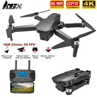 UAV KCX KF107 GPS Camera Drones 4K HD 25Mins 1.5KM Long Distance 5G FPV Brushless RC Quadcopter drone Professional VS SG907 PRO Q0602