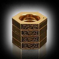 Многоцелевые деформируемые кольцевые продукты самообороны Тайские латунные костяшки Волшебное кольцо самообороны Тип самообороны относится к тиграму спасению 262 x2