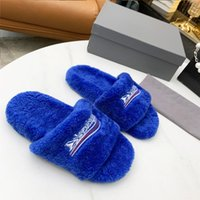 Balenciaga slippers 2021 Paris BAL Sliders Mens Womens Summer Sandals Beach Slippers Ladies Flip Flops Loafers Black Ourdoor Home Slides Chaussures Shoes
