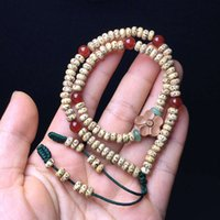 two ring bracelet Mini Star Moon Buddha pearl seed Chen Zi star moon Bodhi 5mm