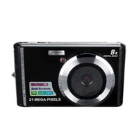Camcorders 2.4 дюйма HD мини цифровая камера, 21 мегапиксель точка и съемка видеомагнитофона, путешествия, крытый, открытый подарки для взрослых / пожилых людей / k