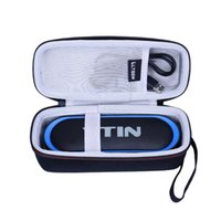 Duffel Bags LTGEM EVA Funda dura para VTIN R4 Bluetooth Speaker v5.0, portátil con 24 horas de tiempo de juego