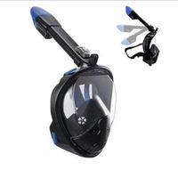 Long Tube Box Diving Mask Strap Snorkel Swim Underwater Case Scuba Gear Nurkowanie Swimming Accessories BI50DM Masks