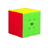أحدث Qiyi Qifa SQ-1 ماجيك مكعب لغز مربع 1 مكعب سرعة sq1 xmd mofangge ملتوية تعلم التعليمية للأطفال اللعب لعبة