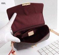 Дизайн роскошные модные розетки классические роскоши дизайнеры сумки плечевые пакеты Twist сумки мессенджер магазинные карманы косметические сумки M41581