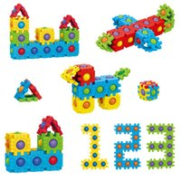 fidget toy decompression educational toys Constructing and inserting building blocks Creative children's three-dimensional puzzles