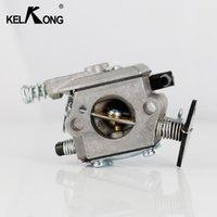 Motosiklet Yakıt Sistemi Kelkong 3800 38cc 4100 41cc Chainsaw Carb Zincir Testere Parçaları Için Walbro Karbüratör Tipi Motor Karbonhidrat Değiştirin