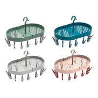 Kleiderbügel Racks Kreative Kunststoff Falten Nahtlose Socken Trocknen Unterwäsche Rack Kinderschuh Winddicht