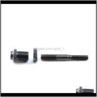 Другие силовые инструменты Главная сад M12 ореховая головная индустрия сорт пневматический зарисовка аксессуар для Matic Air Ram Rivet Tool Drop Доставка 2021