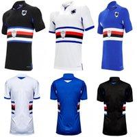 2021 Sampdoria Soccer Jersey Home SESY Третье 20 21 Мурильо Линтити Джанко Йошида Марони Габбайдини Таиланд Футбольные рубашки
