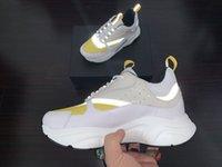 Ayakkabı B24 B22 Tasarımcı Sneakers B23 Eğik Düşük Üst Erkek Sneaker Teknik Tuval Deri Kadın Rahat Ayakkabı Yüksek Kalite Luxurys Eğitmenler