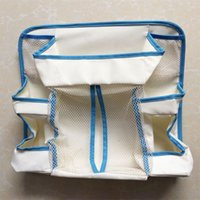 Babybett Aufbewahrungsaufbewahrungsbeutel Bettwäsche Sets Bettwindel-Storager-Box Fütterung Flasche Spielzeug Nehmen Sie die Kästchen Einfachheit monochrome 31hd y2