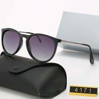 Lunettes de soleil de luxe Ray Classique Marque Designer polarisé Mens Femme Sunglass Sunglass UV400 Bandes lunettes lunettes de soleil Cadre en métal 3005 Lunettes de lentilles Polaroid
