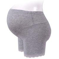 الحمل المرأة الأمومة ملابس داخلية دعم البطن تمتد طماق قصيرة 833 v2
