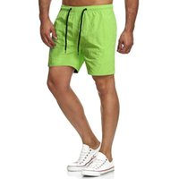Mens Shorts Casual Men Gym Fitness Shorts Workout Bodybuilding Athletic Sports Quick Dry Beach Short Pants