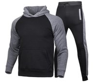 hoodie man designers clothes mens winter Tracksuit 2 Piece Sets Outfit Suits High Quality flarge size jacket sweaters FV6V