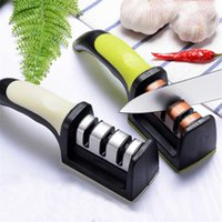 sharpener Kitchen tools, household quick grinders, multifunctional knives, grinding tops.