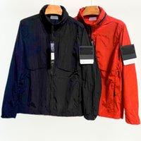 Topstyoney Metallic Trench Trench Designer Men S Abbigliamento Giacche da uomo Giacche Bomber Giacca Bomber Cappotti di marca di alta qualità Cappotti Casual Street Hoodie