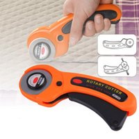 Sewing Notions & Tools Rotary Cutter DIY Arts Crafts Cutting Cloth Tool Patchwork Roller Wheel Round Knife Accessories Leather Paper Fabric