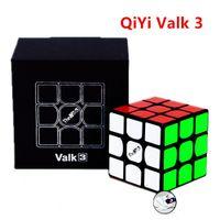 Qiyi Cubo Valk3 3x3x3 Cubo Mágico The Valk 3 Velocidade Cubo 3x3 Puzzle Cubo Mago Brinquedos Educativos
