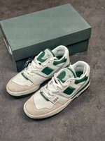 2021 Novo BB550 Sneakers Low-top 550 Sapatos de Designer de Basquete Branco Marinho Verde Borracha Sola Baixa Corte Homens Mulheres Treinador Sports Shot