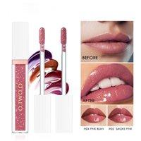 Lip Gloss O.TWO.O Mirror Glass Moisturizing Light Gel No Sticky Shimmer Lipstick Liquid Makeup 7 Color Lipgloss Maquiagem