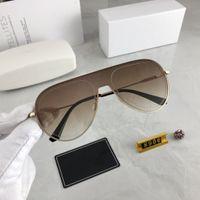 2021 Luxur Top Quality Classic Pilot Sunglasses Designer Moda Mens Mens Womens Sun Óculos Eyewear Lentes de vidro de metal com caixa 2511