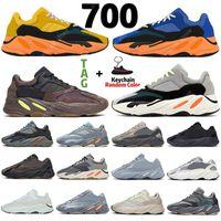 2021 Top 700 Running Shoes Cream Sun Bright Blue Vanta Mauve Inertia Azael Azareth Static Analog Tephra Salt women sports Runner outdoor mens trainers sneakers