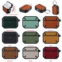 Für Airpods Pro Fälle Super Protection Shield SGP speicheln robuste Rüstungsrüstung Air Pods 3 Cover Case