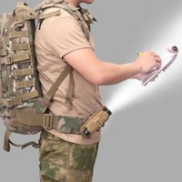 Molle Leg Pouch Hiking Cycling Bag Outdoor Portable 360 Degr...