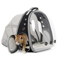 Mochila Portátil Portátil Portátil Portátil Portátil Portátil Portátil Transporte al aire libre Transportador Cats Bag Supplie Portadores, Casas Casas