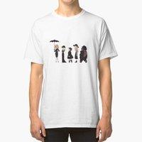 Ahs coven t - قميص لطيف كوكي اللجوء نهاية العالم تصميم الجرافيك الفضاء رهيبة الحب الرجال القمصان