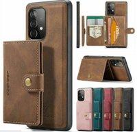 럭셔리 제이브 가죽 PU 지갑 케이스 Detachable 마그네틱 카드 아이폰 12 12Pro 11 Pro Xsmax