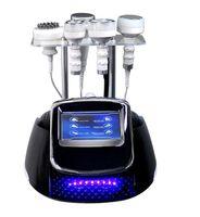 Body Massager et sculpter 80k Multi-fonctionnel Cavitation ultrasonne FAT Vacuum RF Réduire la perte de poids Machine de formes de massage pour la perte de poids