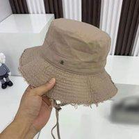 Luxurys дизайнеры ведро шляпы мужские и женские открытые путешествия досуг мода солнце шляпа рыболова шапка рыбака 5 цвет высокого качества очень хорошо