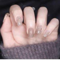Nail Gel Polish Goya 7ml Glue Bright Fine Potherapy Bengdi Diamond Art Crystal Powder