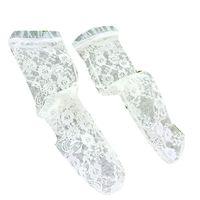 Summer Baby Socks Lace Girls Socks Princess Long Kids Socks Sweet Knit Knee High Sock Baby Clothes Toddler Wear B3989 79 Z2