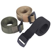 belts Outdoor casual tactics nylon versatile men's and women's pants qui drying