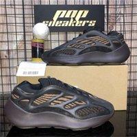 Top Quality Srphym Arzareth 700 V3 Men Wemen Running Shoes Azael A ah Eremiel Foam Runner Triple Black Mens Outdoor Sport Trainer CZQ151211