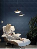 Nordic Marble Led Pendant Lights lamp Modern Simple Art Bedroom Bedside Single Head Hanging Creative Dining room Decor Luminaire