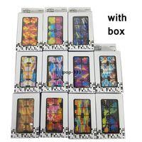 Wholesale Infinity Magic Cube Creative Galaxy Fitget Toys Antistress Office Flip Puzzle Puzzle Mini Blocks DiscomPresione Juguete con la caja al por menor