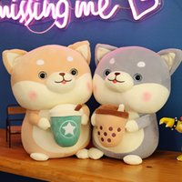 23cm cute dog plush toy stuffed animals doll high quality pillow home decoration children birthday gifts