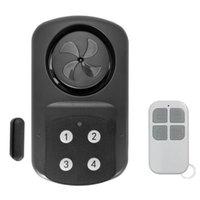 Smart Home Sensor Türfenster Alarms Eingabesicherheit ABS WLAN-Fernbedienung Alarm-Host Einbrechensystem