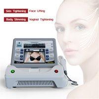 هيفو علاج حب الشباب معدات الجمال مع كثافة كثافة التركيز آلات رفع الوجه عالية الكثافة الفاخرة آلة الموجات فوق الصوتية
